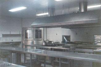 Cocinas industriales argentina